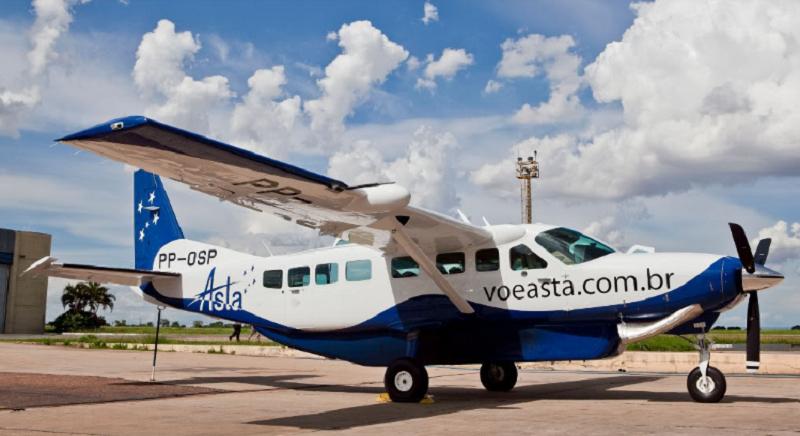 Asta inaugura voos de Tangará da Serra para Cuiabá
