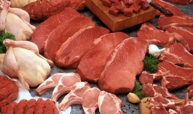 Resultado de imagem para imagens de carne bovina, suina e frango